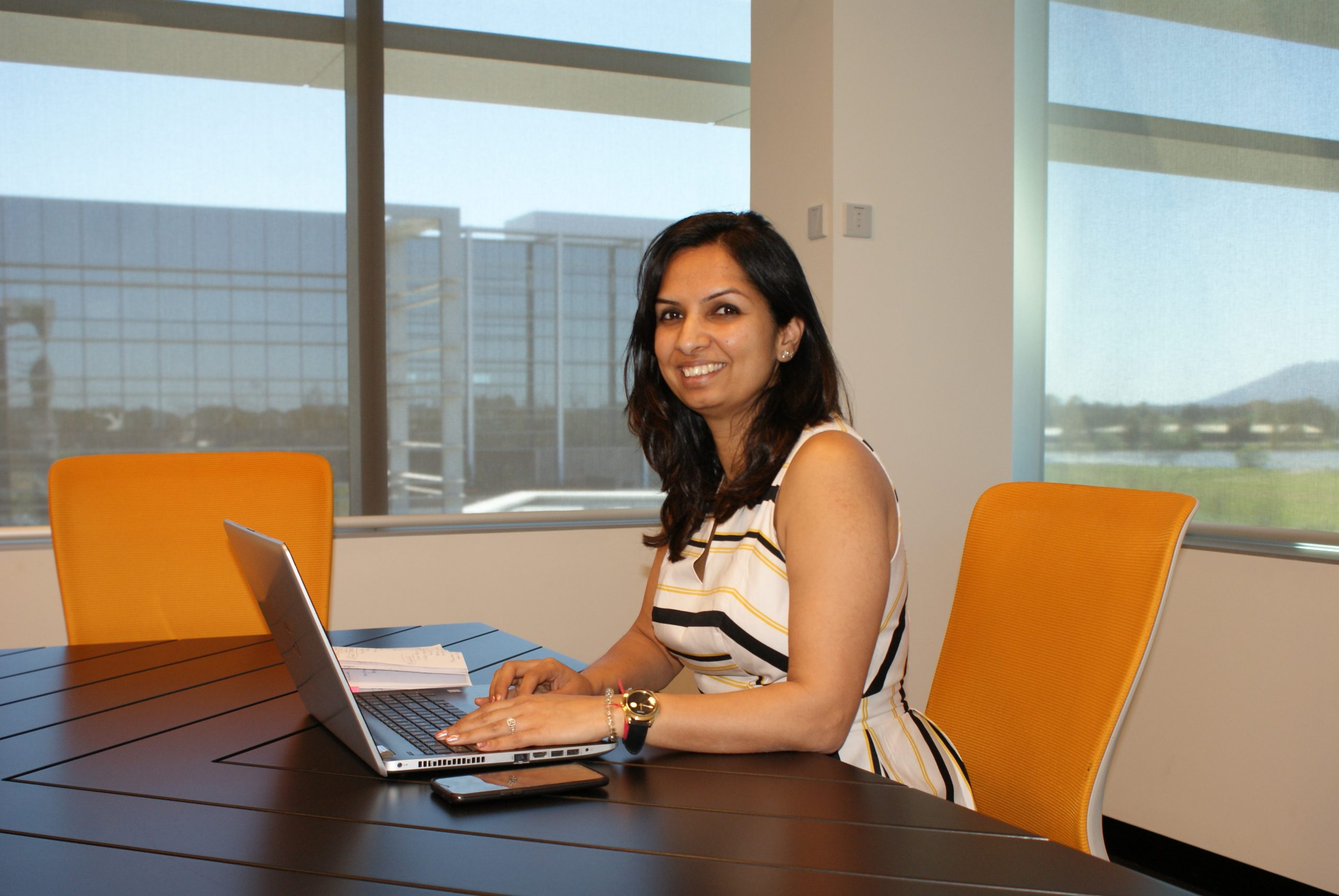 The Launch Pad Co Ruchi Founder Vision