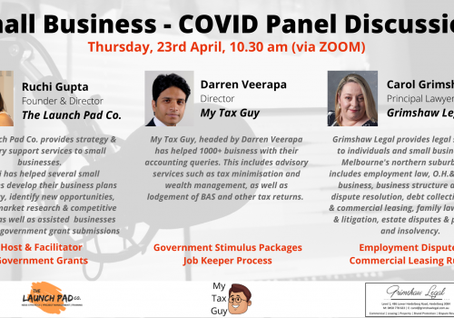 Small Business - COVID Info Session (4)